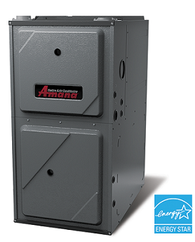 Amana residential gas furnace repair service