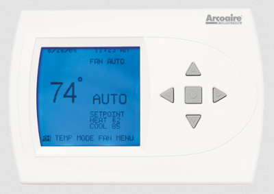 Arcoaire thermostat