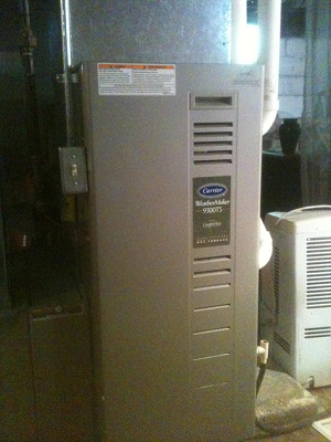 Residential furnace repair service in Milwaukee, Wisconsin