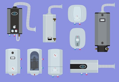 Types of water heaters for homes and small businesses in Milwaukee