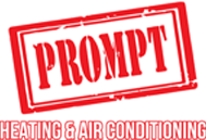 Prompt Heating & Air Conditioning logo